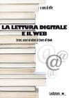 Livre numérique La lettura digitale e il web