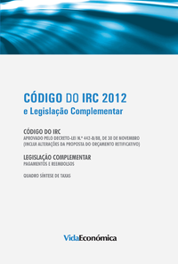 C?digo do IRC 2012