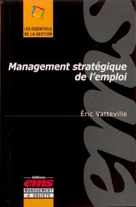 Management stratégique de l'emploi