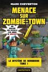 Livre numérique Menace sur Zombie-town