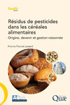 Livre numérique Résidus de pesticides dans les céréales alimentaires