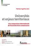 Livre numérique Universités et enjeux territoriaux