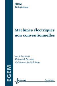 Livre numérique Machines électriques non conventionnelles