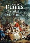 Livre numérique Chroniques de la Régence