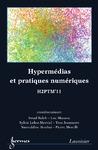Livre numérique Hypermédias et pratiques numériques. H2PTM'11