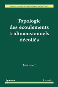 Livre numérique Topologie des écoulements tridimensionnels décollés