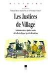 Livre numérique Les justices de village