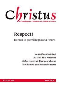Christus Avril 2016 - N°250