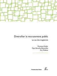 Livre numérique Diversifier le recrutement public