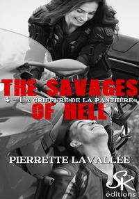 Livre numérique The Savages of Hell 4