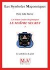 Livre numérique N.44 Le maitre secret T1