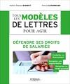 Livre numérique Tous les modèles de lettres pour agir - Défendre ses droits de salariés