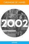 Livre numérique Chronique de l'année 2002