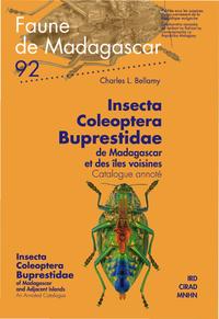 Insecta Coleoptera Buprestidae de Madagascar et des îles voisines/Insecta Coleoptera Buprestidae of Madagascar and Adjacent Islands