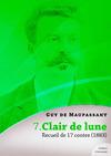 Livre numérique Clair de lune, recueil de 17 contes