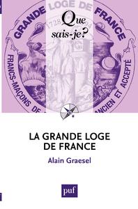La Grande Loge de France, « Que sais-je ? » n° 3791