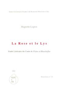 La Rose et le Lys, Étude littéraire du conte de Floire et Blancheflor
