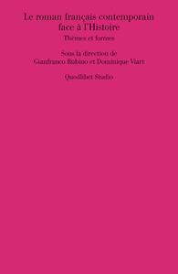 Livre numérique Le roman français contemporain face à l'Histoire