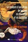 Livre numérique Conduite d'une étude de besoins en éducation et en formation