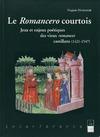 Livre numérique Le Romancero courtois