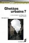 Livre numérique Ghettos urbains?