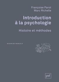 Introduction à la psychologie, Histoire et méthodes