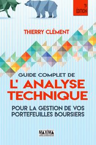 Livre numérique Guide complet de l'analyse technique pour la gestion de vos portefeuilles boursiers