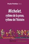 Livre numérique Michelet, rythme de la prose, rythme de l'histoire