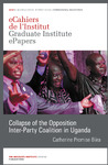 Livre numérique Collapse of the Opposition Inter-Party Coalition in Uganda