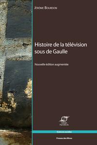 Livre numérique Histoire de la télévision sous de Gaulle