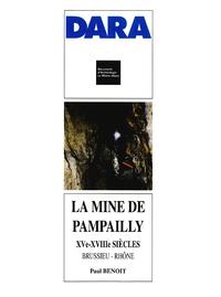 Livre numérique La mine de Pampailly, XVe-XVIIIe siècles