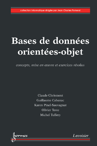 Livre numérique Bases de données orientées-objet