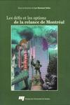 Livre numérique Les défis et les options de la relance de Montréal