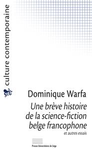 Livre numérique Une brève histoire de la science-fiction belge francophone et autres essais