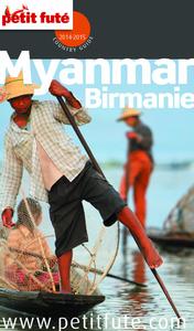 Image de couverture (Myanmar - Birmanie 2014-2015 Petit Futé)
