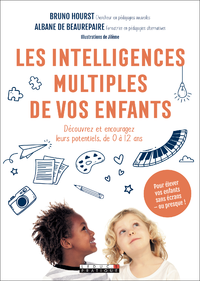 Cover image (Les intelligences multiples de vos enfants)