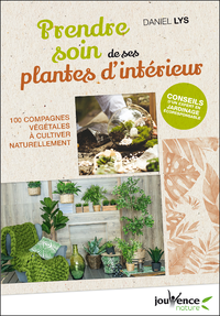 Cover image (Prendre soin de ses plantes d'intérieur)