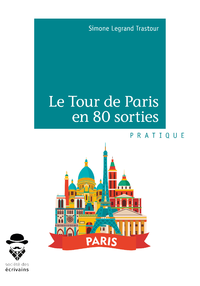 Image de couverture (Le Tour de Paris en 80 sorties)