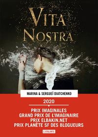 Image de couverture (Vita Nostra)