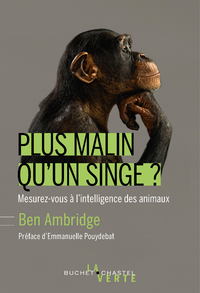 Cover image (Plus malin qu'un singe ?)
