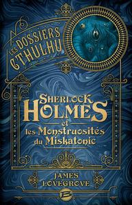 Image de couverture (Sherlock Holmes et les monstruosités du Miskatonic)