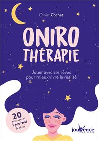 Image de couverture (Onirothérapie : jouer avec ses rêves pour mieux vivre la réalité)