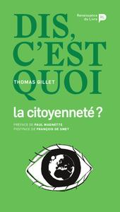 Image de couverture (Dis, c'est quoi la citoyenneté ?)