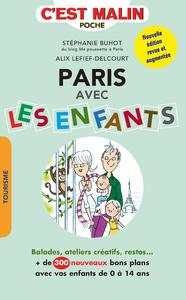 Image de couverture (Paris avec les enfants, c'est malin)