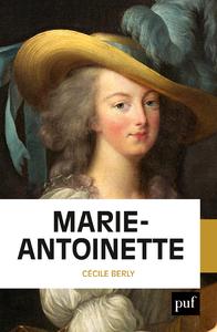 Cover image (Marie-Antoinette)