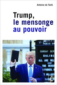 Image de couverture (Trump, le mensonge au pouvoir)