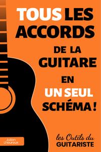 Les Outils du Guitariste. TOUS les accords de la guitare en UN SEUL schéma !