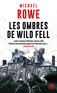 Cover image (Les Ombres de Wild Fell)