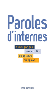 Image de couverture (Paroles d'internes)