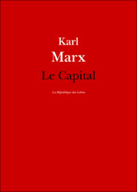Image de couverture (Le Capital)